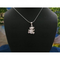 SP 0225 Pendant Shiva Eye Shell Silver