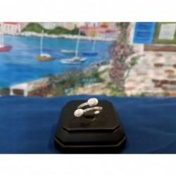 SR 0134o Ring Shiva Eye Shell Silver